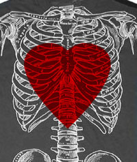 cuore e ossa